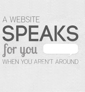 A website speaks for you when you arent around  large-2